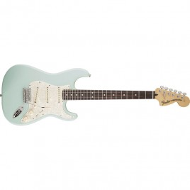 Fender Deluxe Roadhouse™ Stratocaster®, Rosewood Fingerboard, Sonic Blue
