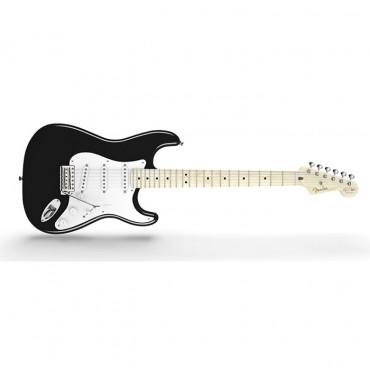 Fender Eric Clapton Stratocaster®, Maple Fingerboard, Black
