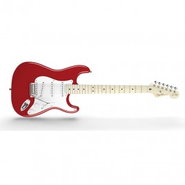 Fender Eric Clapton Stratocaster®, Maple Fingerboard, Torino Red