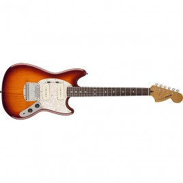 Fender Modern Player Mustang®, Rosewood Fingerboard, Honey Burst