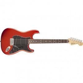 Fender Standard Stratocaster® Satin, Rosewood Fingerboard, Flame