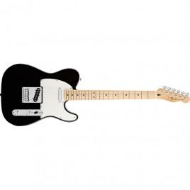 Fender Standard Telecaster®, Maple Fingerboard, Black, No Bag