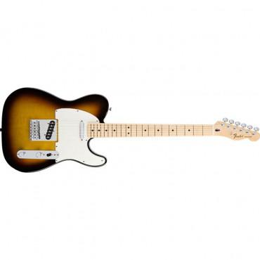 Fender Standard Telecaster®, Maple Fingerboard, Brown Sunburst, No Bag