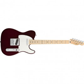 Fender Standard Telecaster®, Maple Fingerboard, Midnight Wine, No Bag