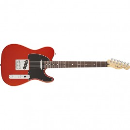 Fender Standard Telecaster® Satin, Rosewood Fingerboard, Flame Orange