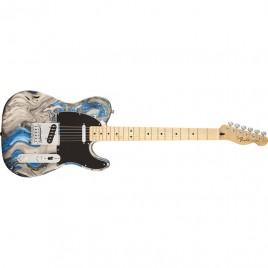 Fender Standard Telecaster® Swirl, Maple Fingerboard, Swirl