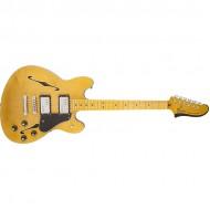 Fender Starcaster®, Maple Fingerboard, Natural
