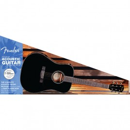 Fender DG8S, Black
