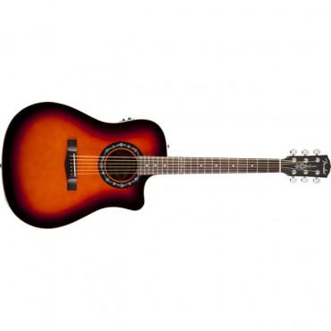 Fender Tbucket 100-CE, Spruce top, 3TS