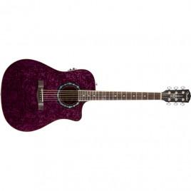 Fender T-Bucket 300-CE Ash Trans Violet
