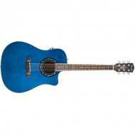 Fender T-Bucket 300-CE Trans Blue Quilt