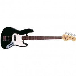 Squier® Affinity Jazz Bass®, Rosewood Fingerboard, Black