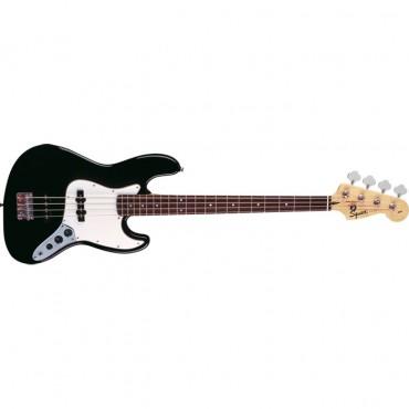 Squier® Affinity Jazz Bass®, Rosewood Fingerboard, Black