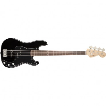 Squier® Affinity Series™ Precision Bass® PJ, Rosewood Fingerboard, Black