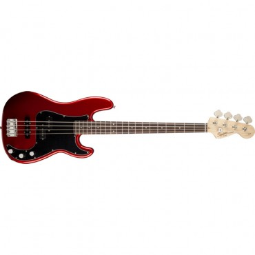 Squier® Affinity Series™ Precision Bass® PJ, Rosewood Fingerboard, Metallic Red