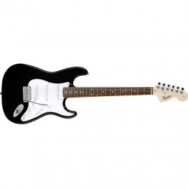 Squier® Affinity Series™ Stratocaster®, Rosewood Fingerboard, Black
