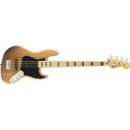 Squier® Vintage Modified Jazz Bass® '70s, Maple Fingerboard, Natural