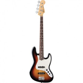 Fender American Special Jazz Bass®, Rosewood Fingerboard, 3-Color Sunburst