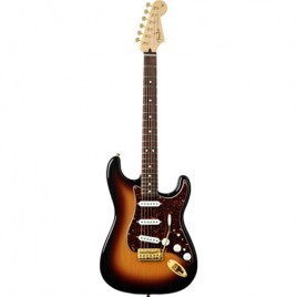 Fender Deluxe Players Strat®, Rosewood Fingerboard, 3-Color Sunburst