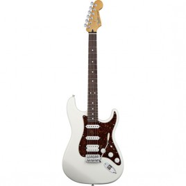 Fender Standard Stratocaster® HSS, Maple Fingerboard, Arctic White, No