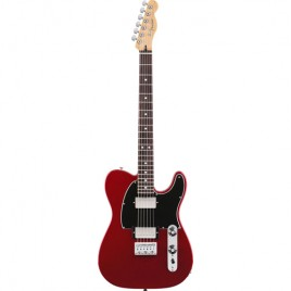Fender Blacktop™ Telecaster® HH, Rosewood Fingerboard, Candy Apple Red