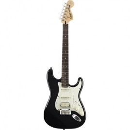 Fender Standard Stratocaster® HSS, Maple Fingerboard, Black, No Bag