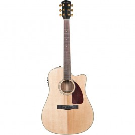 Fender CD-320 ASCE Dreadnought Cutaway Electric