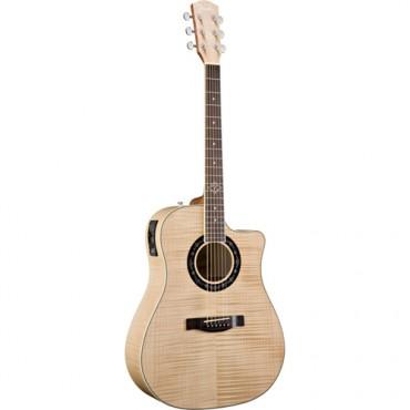 Fender T-Bucket 400-CE, Flame Maple