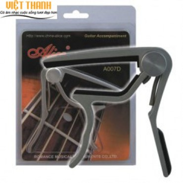 Guitar Capo A007D-C