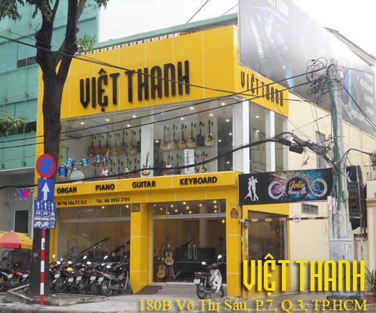 Địa điểm mua bán đàn piano tại TPHCM