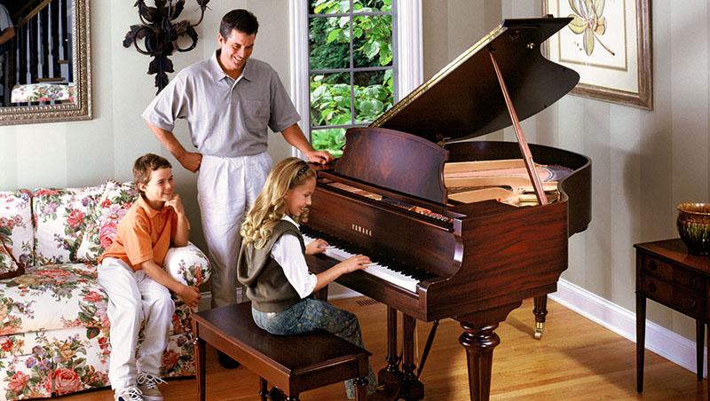 Những điều cần biết khi chọn đàn piano cho bé
