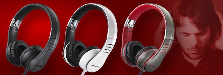 HeadPhone Casio